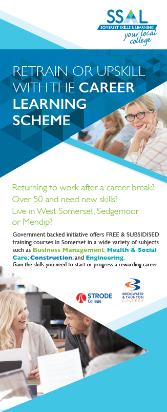 Career-Learning-Pilot-Somerset-Skills-and-Learning-Advert
